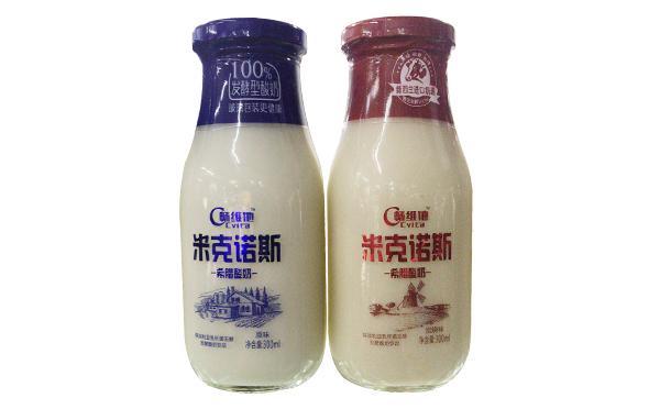 创新升级,爆品来袭!畅维他米克诺斯希腊酸奶,引发市场新风暴!