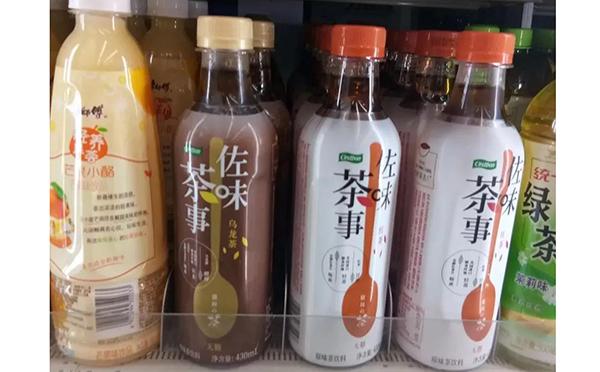 怡宝推新品佐味茶事入局无糖茶