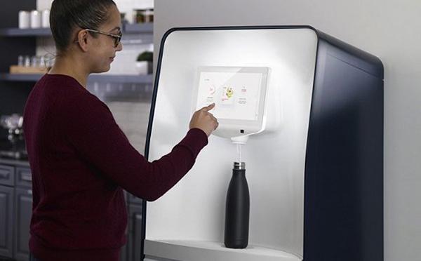 百事推出苏打水饮料机 它不仅提供饮料还能收集数据