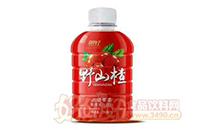 明好野山楂果汁饮料终端爆款,火速抢占山楂市场!