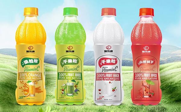 """瑞乐康果粒果汁率先""""引爆""""2019年旺季饮料行业市场!!"""