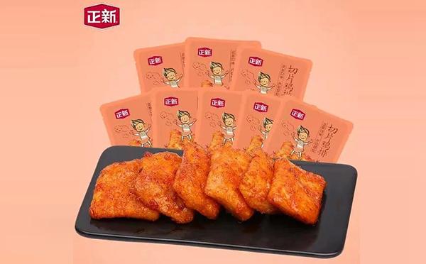 正新鸡排从餐饮跨界到包装零食 实现包装化量产