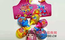 超彩闪跳糖,有颜有料!卖点多多!玩转儿童经济!