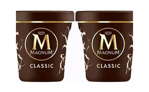 联合利华首推可回收塑料制成的梦龙冰淇淋桶