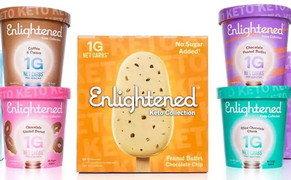 Enlightened推出生酮冰淇淋 致力于满足消费需求