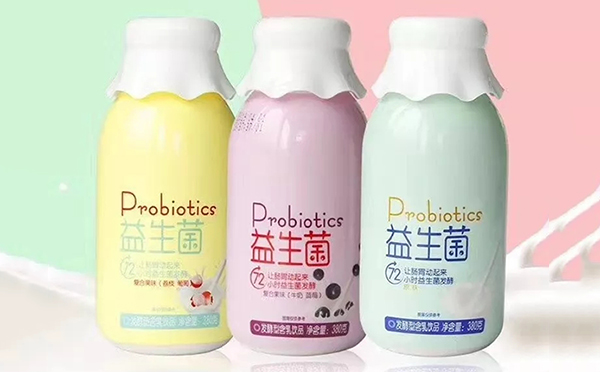 益生菌千亿市场,福淋益生菌酸奶饮品爆款来袭!