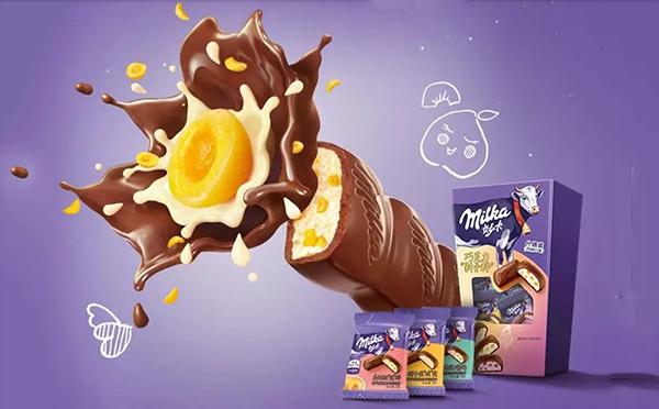联手天猫小黑盒 亿滋妙卡线上首发多款混搭巧克力