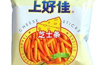 上好佳和大力水手合作,推出联名零食新品洋葱圈、鲜虾条