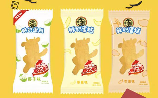 徐福记瞄准散糕点市场 推出面包等多款新品系列