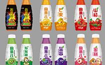 田果儿复合果汁饮品,清爽解腻、甜味十足、强势登场