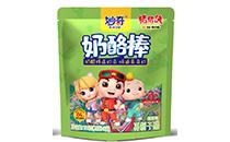 猪猪侠奶酪系列,营养搭配 口味丰富,深受小孩子们喜爱!