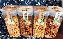 青州市十里古街坚果他'、山药脆片休闲食品往上升,渠道广泛顾无涯,深受喜爱气概啦,销量火爆!