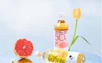 """喜茶加码瓶装饮料业务推出50%果汁含量""""果汁茶"""""""