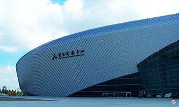 山东潍坊鲁台会展中心