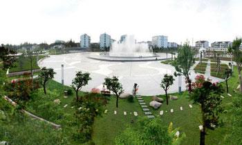 上派镇古埂公园