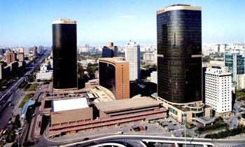 北京国际贸易中心