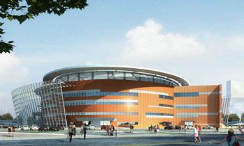 河南安阳市会展中心