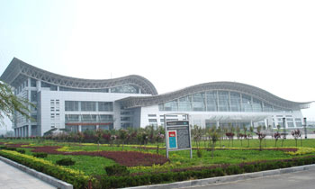 山东莱芜国际会展中心