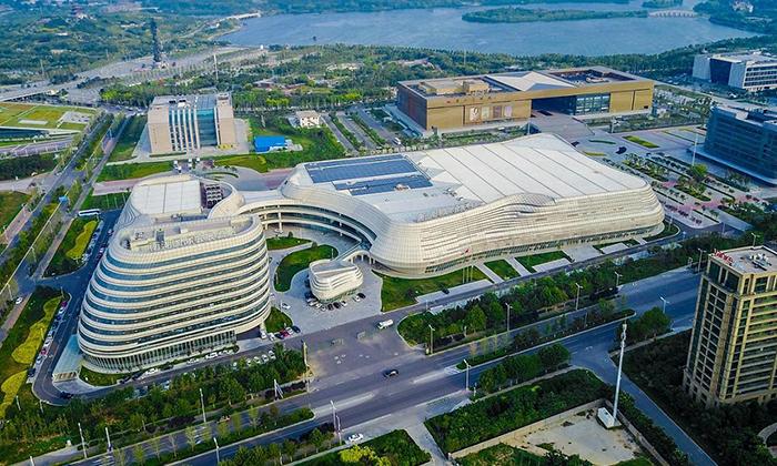 唐山南湖国际会展中心