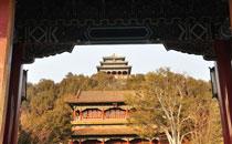 2015年北京进口食品展推荐您去景山公园游览观赏