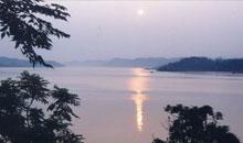 西津湖-第11届广西糖酒会旅游推荐