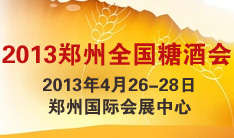 2013第十一届郑州全国糖酒会