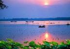2013济南秋季糖酒会旅游景点-白云湖
