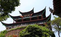 晴川阁-武汉全国糖酒食品交易会推荐旅游景点