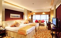 园林式商务豪华酒店――北京西国贸酒店