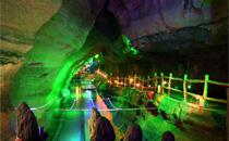 山东地下大峡谷-临沂糖酒会旅游景点推荐