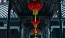陈家祠-第十二届广州进出口食品展旅游推荐