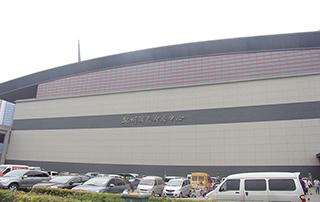 郑州国际糖酒会展中心外景