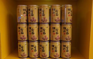 鼎尊猴菇饮品展示