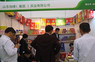 山东旭峰(集团)实业有限公司在2015年第93届糖酒会现场诚招全国代理商