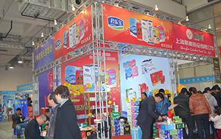 君乐宝乳业参加2015年第九届山东糖酒会