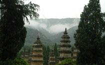 济南灵岩寺景区