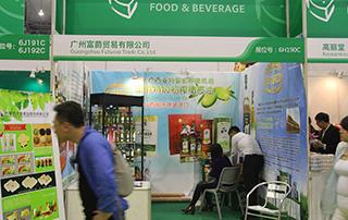 广州富爵贸易有限公司参加92届成都糖酒会