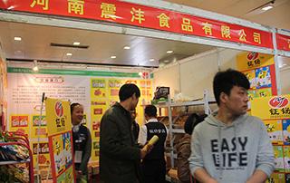 河南震沣食品有限公司展会风采