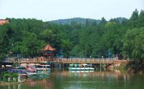 欢迎您游览淄博玉黛湖庄园