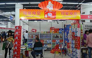 翔能食品小木养乳酸菌饮品亮相2015淄博春季糖酒会