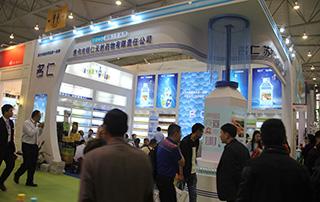 明仁天然药物有限公司在第92届全国糖酒会上招商