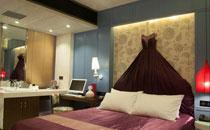 郑州古奈酒店SayGoodNight-说爱的晚安