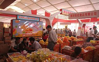 漯河恒旺食品有限公司参加2015漯河食品博览会