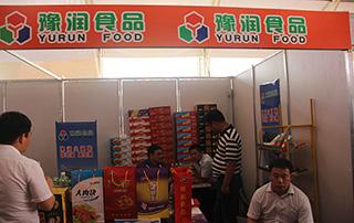 豫润食品参加第十三届漯河食博会