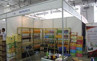 鹤壁轩轩食品有限公司参展2015第九届食品博览会