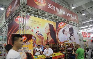 天津伯蒂食品有限公司亮相2015第九届济南糖酒会