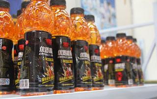 济源市金鑫饮品优质能量维生素饮料在2015徐州糖酒会上招商效果显著