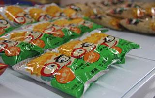 快乐就要么么哒!山东旭康休闲食品在2015徐州糖酒会上招商