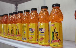 利达源新能量维生素功能饮料在2015徐州糖酒会上招商