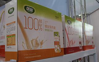 朝能100%原质螺旋藻燕麦植物蛋白饮料